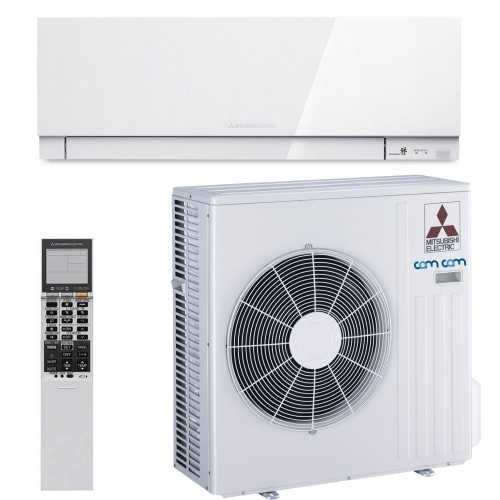 Фото - Mitsubishi Electric MSZ-EF50VE3W/MUZ-EF50VE (white)