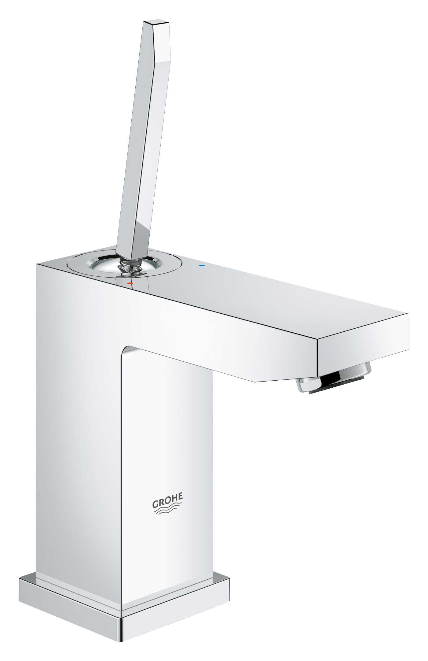 Фото - Grohe 23656000 Eurocube Joy OHM basin _smooth body_