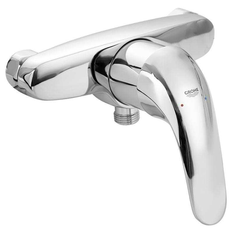 Фото - Grohe 32740000 Euroeco OHM shower exposed