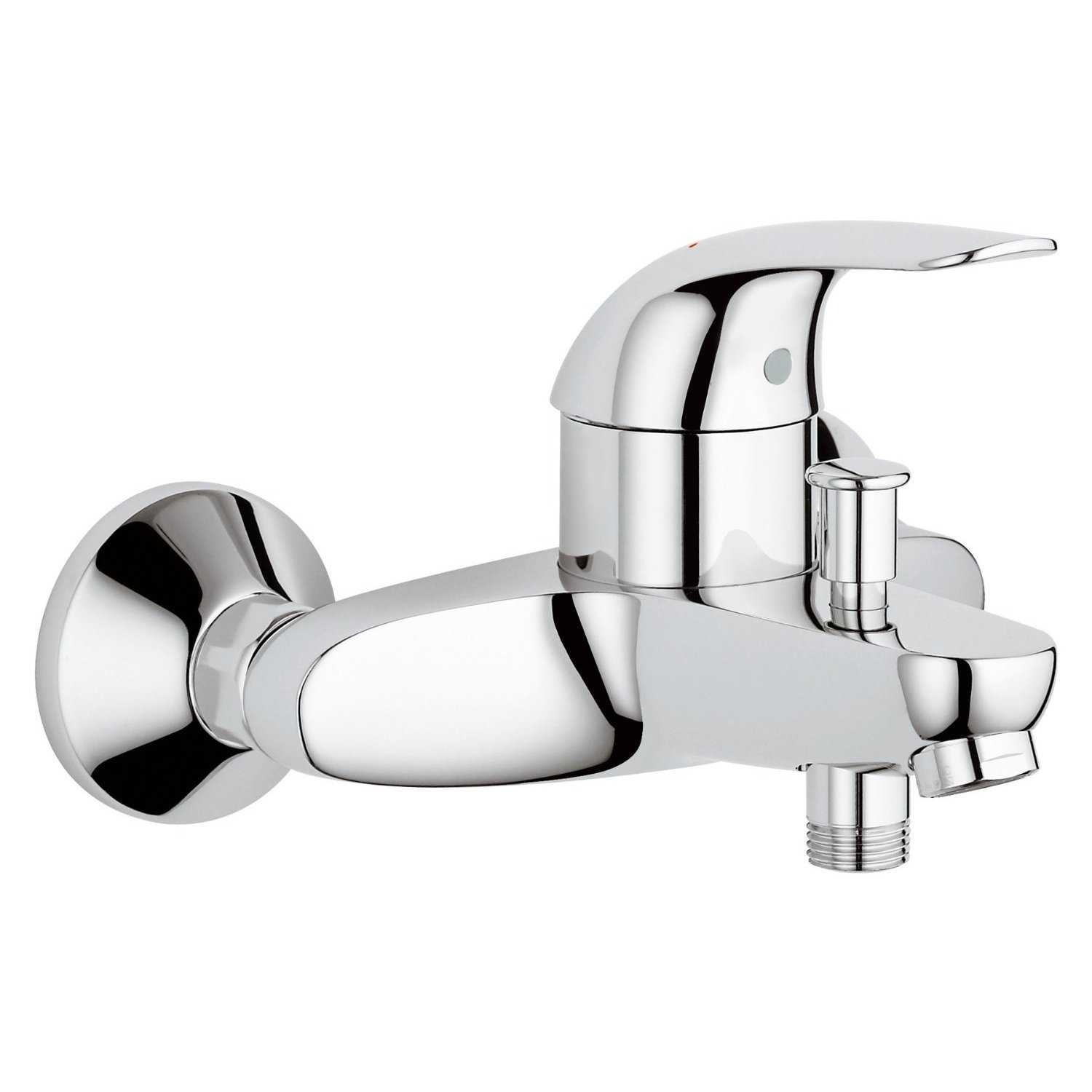 Фото - Grohe 32743000 Euroeco OHM bath exposed