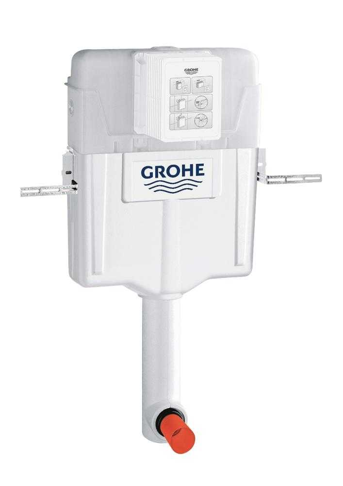 Фото - Grohe 38661000 cistern conc.GD2 1,13 m pneum. 3-6 l