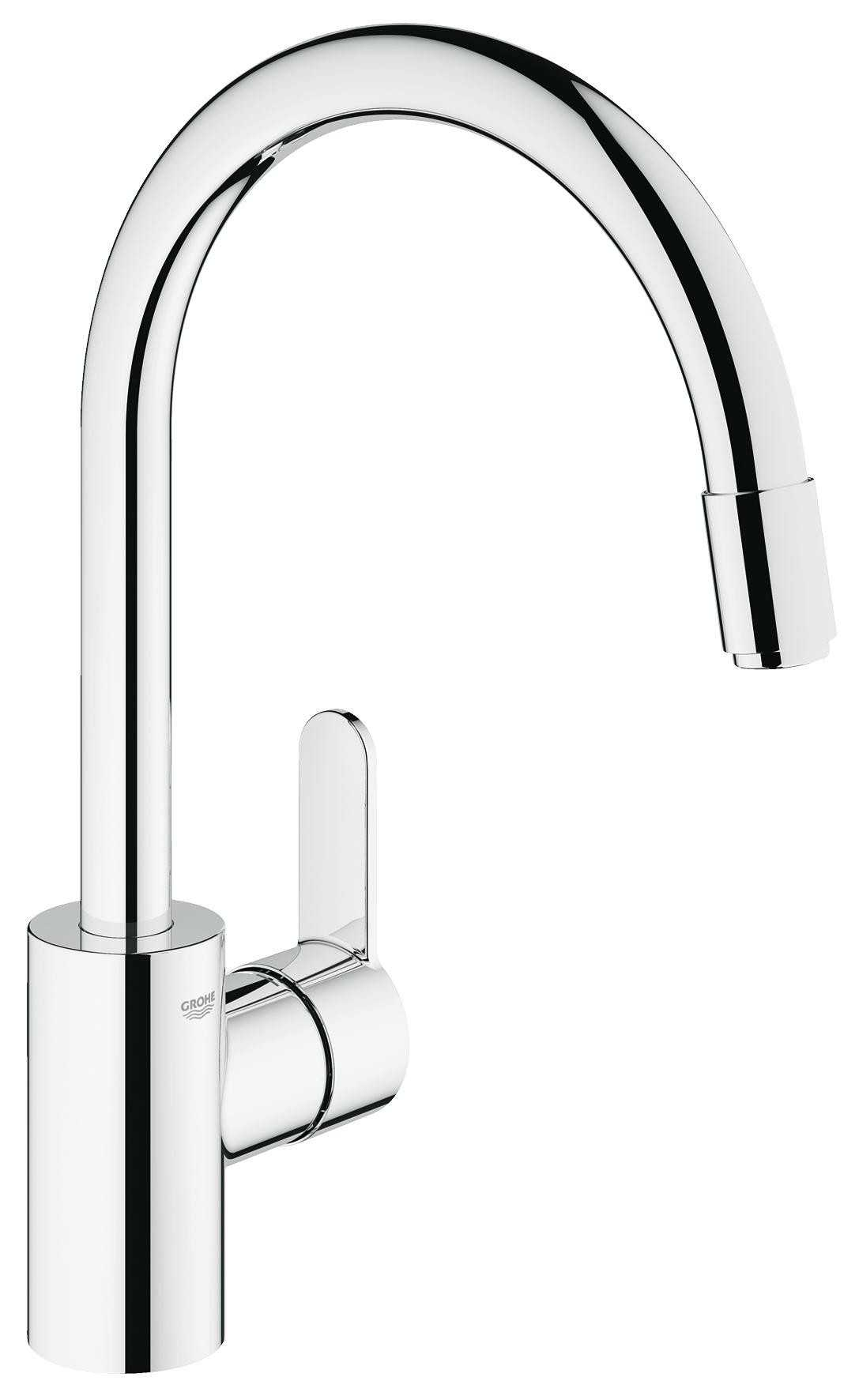 Фото - Grohe 31126002 Eurostyle Cosmopolitan sink h.sp.ex.mous