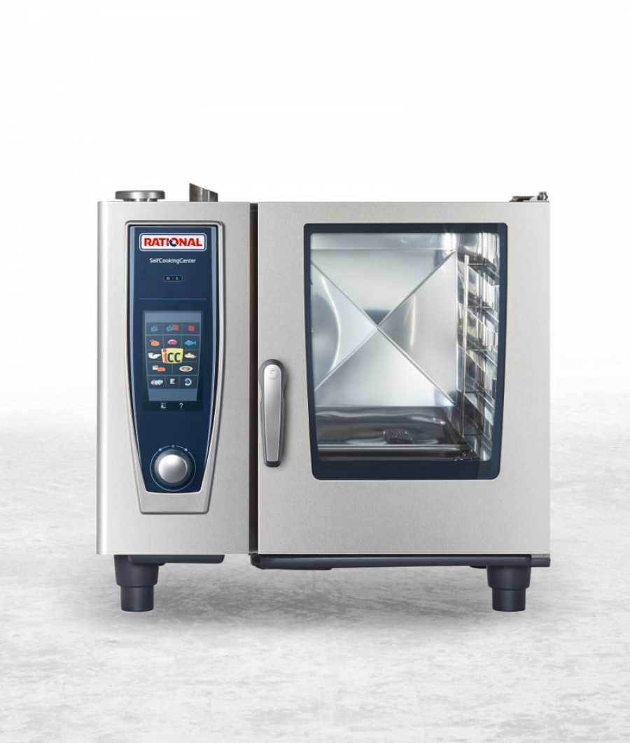 Фото - RATIONAL SelfCookingCenter 61 5 Senses (SCC 61 5S)