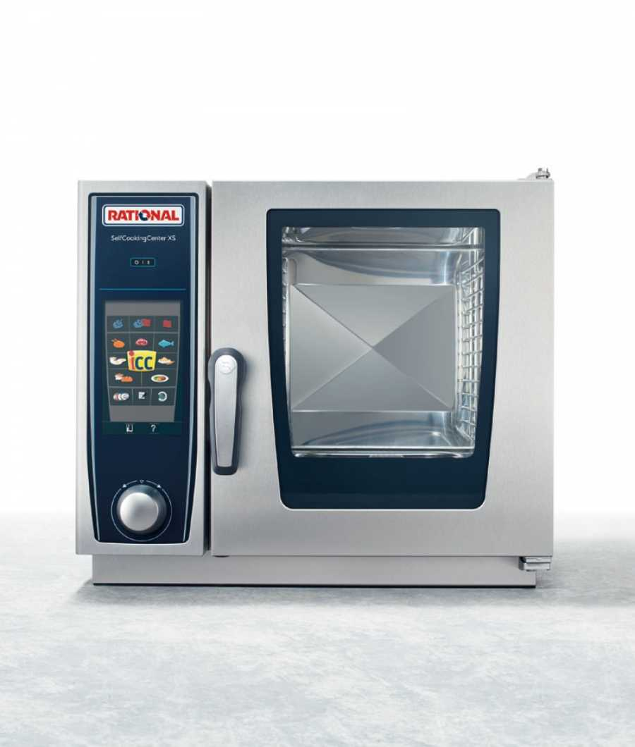 Фото - RATIONAL SelfCookingCenter XS (SCC XS)