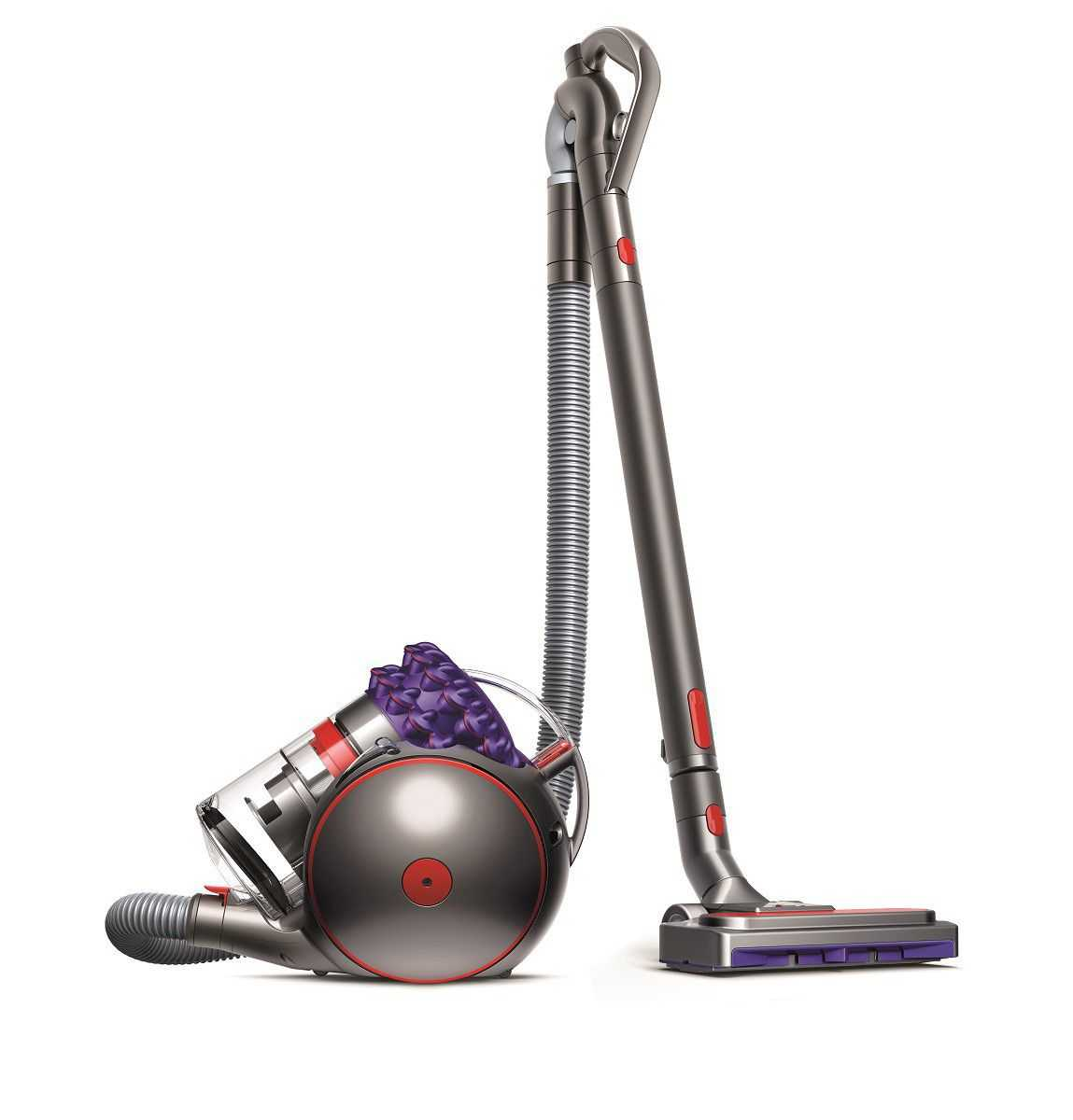 dyson cinetic big ball cylinder vacuum