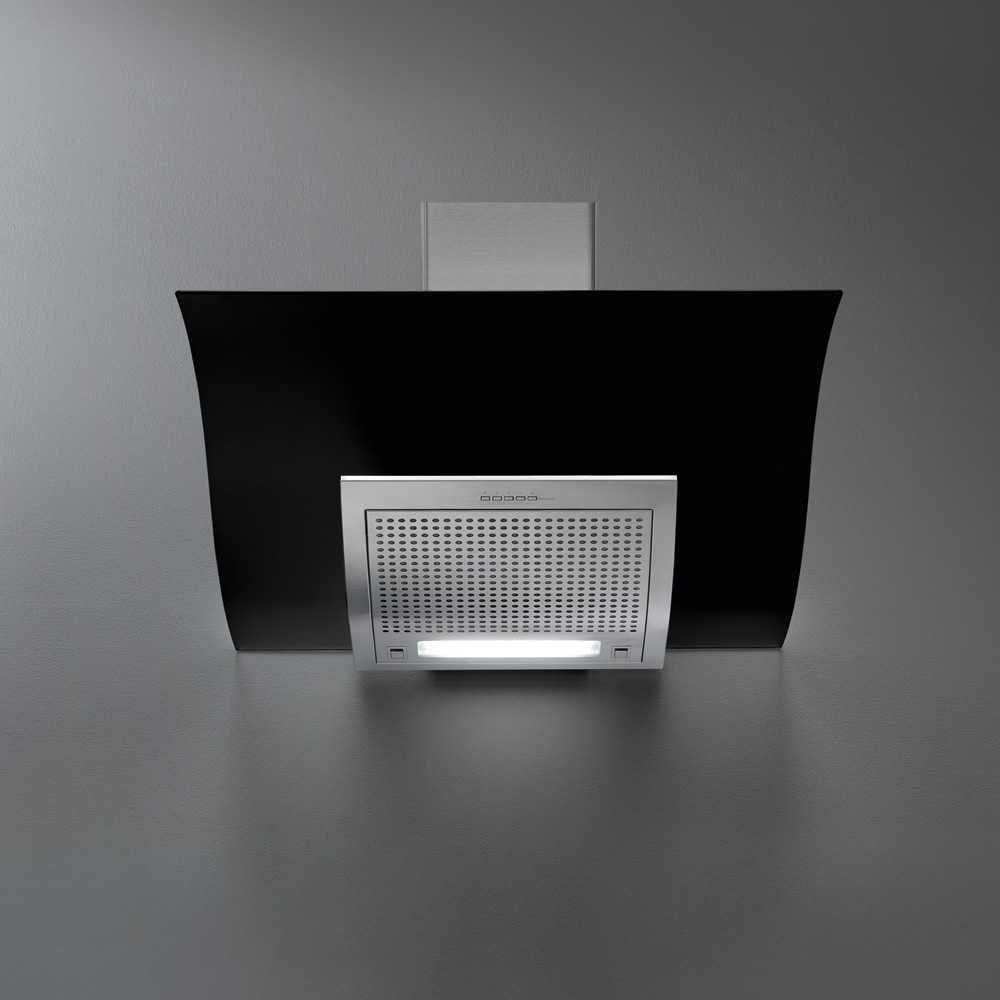 Фото - Falmec ADARA 90 SATIN Black Glass _800_