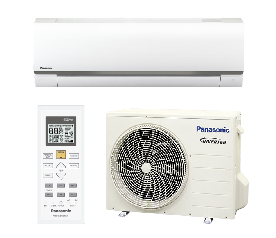 Фото - Panasonic CS/CU-BE25TKE