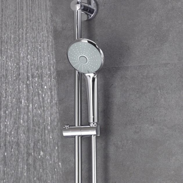 grohe 27964000 euphoria xxl 210 shower. Black Bedroom Furniture Sets. Home Design Ideas
