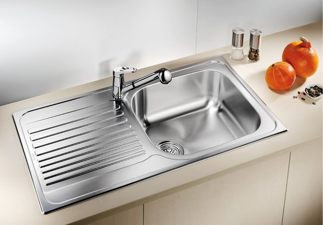 Фото - Blanco TIPO XL 6S stainless steel 511908
