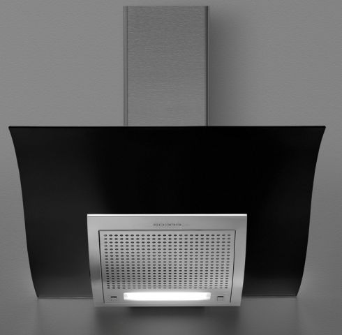 Фото - Falmec ADARA 90 SATIN Black Glass (800)