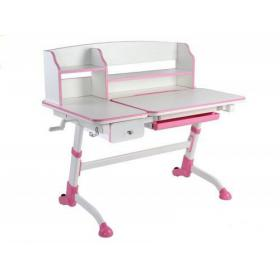 Фото - FunDesk Amare II with drawer Pink