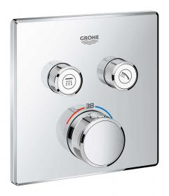 Фото - Grohe 29124000 Grohtherm SmartControl
