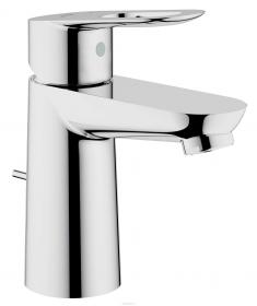 Фото - Grohe 23335000 BauLoop OHM basin _pop-up waste_