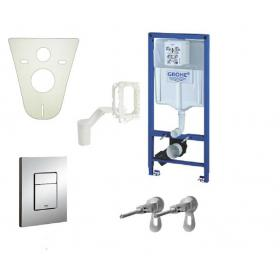 Фото - Grohe 39000000 Solido Set WC, 6 in 1